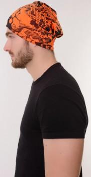 Шапка Triton Elastic (Лайкра) (Оранжевый) - купить (заказать), узнать цену - Охотничий супермаркет Стрелец г. Екатеринбург