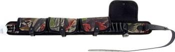 Патронташ камуфлированный закрытый 24 патрона 12к (корэкс) - купить (заказать), узнать цену - Охотничий супермаркет Стрелец г. Екатеринбург