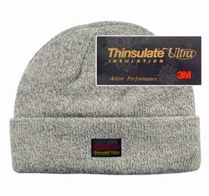 Шапка вязаная с утеплителем Thinsulate (серая) TH1296MM - M408 - купить (заказать), узнать цену - Охотничий супермаркет Стрелец г. Екатеринбург