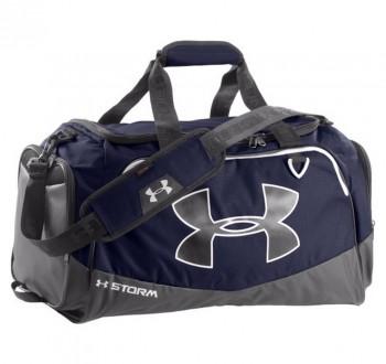 Спортивная сумка Under Armour Undeniable MD Duffel II 1263967-410 - купить (заказать), узнать цену - Охотничий супермаркет Стрелец г. Екатеринбург