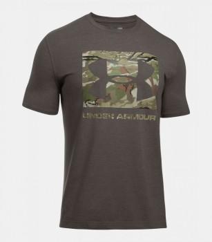Футболка Under Armour Camo Knockout Logo T  1297258-241 - купить (заказать), узнать цену - Охотничий супермаркет Стрелец г. Екатеринбург