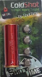 Лазерный патрон ShotTime ColdShot калибр 12 - купить (заказать), узнать цену - Охотничий супермаркет Стрелец г. Екатеринбург