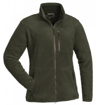Флисовая женская куртка Pinewood Finnveden (цвет Green) - купить (заказать), узнать цену - Охотничий супермаркет Стрелец г. Екатеринбург