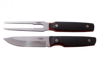 Набор N.C-Custom Set Hunting (Нож S-H01, Вилка S-H02) G-10 - купить (заказать), узнать цену - Охотничий супермаркет Стрелец г. Екатеринбург