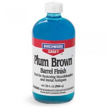 Средство для воронения по стали Birchwood Plum Brown 150мл - купить (заказать), узнать цену - Охотничий супермаркет Стрелец г. Екатеринбург