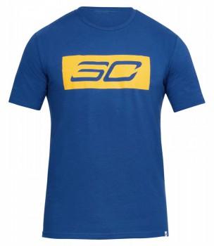 Футболка для игры в баскетбол Under Armour Sc30 Logo Tee - купить (заказать), узнать цену - Охотничий супермаркет Стрелец г. Екатеринбург