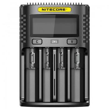 Зарядное устройство NITECORE UM4  - купить (заказать), узнать цену - Охотничий супермаркет Стрелец г. Екатеринбург
