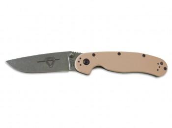 Нож Ontario RAT-1 Folder ONT/8881TN складной  - купить (заказать), узнать цену - Охотничий супермаркет Стрелец г. Екатеринбург