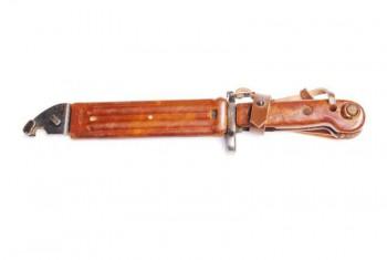 Штык-нож сувенирный (6х3), рукоятка полностью карболит - купить (заказать), узнать цену - Охотничий супермаркет Стрелец г. Екатеринбург