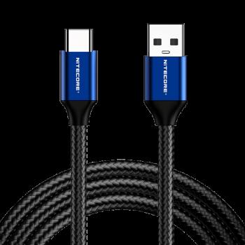 Шнур UAC20 USB-C USB-A 2.0Ток: 3A (MAX) - купить (заказать), узнать цену - Охотничий супермаркет Стрелец г. Екатеринбург
