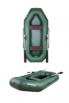 Лодка надувная Румб С-260 зеленая - купить (заказать), узнать цену - Охотничий супермаркет Стрелец г. Екатеринбург