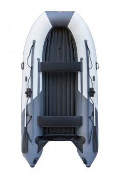 Лодка надувная YUKONA 380 НДНД-U combi (серый кошение) - купить (заказать), узнать цену - Охотничий супермаркет Стрелец г. Екатеринбург