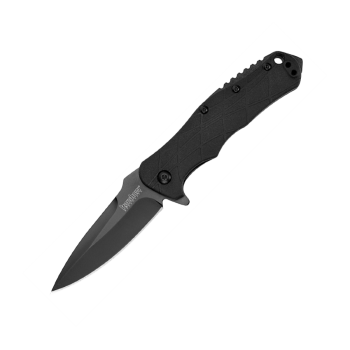 Нож K1987 Tactical 3.0 -складной, полуавтомат, сталь 8Cr13MoV, клинок черный - купить (заказать), узнать цену - Охотничий супермаркет Стрелец г. Екатеринбург