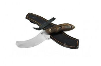 Нож Кабан ,ст У8  ( углерод ),рукоять ценные пород дерева - купить (заказать), узнать цену - Охотничий супермаркет Стрелец г. Екатеринбург