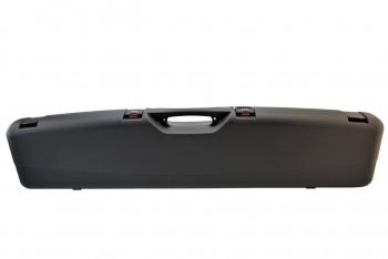 Кейс оружейный Megaline 125х25х11 Black (пластик, 4 клипсы) - купить (заказать), узнать цену - Охотничий супермаркет Стрелец г. Екатеринбург