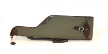 Чехол ружейный Тайга комбинированный кордура+кожа - купить (заказать), узнать цену - Охотничий супермаркет Стрелец г. Екатеринбург