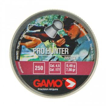 """Пуля пневм. """"Gamo Pro-Hunter"""", кал. 4,5 мм. (250 шт.) - купить (заказать), узнать цену - Охотничий супермаркет Стрелец г. Екатеринбург"""