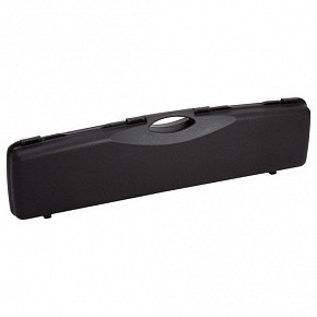 Кейс оружейный Megaline 140х30х11 Black (пластик, 2 замка, 2 клипсы) - купить (заказать), узнать цену - Охотничий супермаркет Стрелец г. Екатеринбург