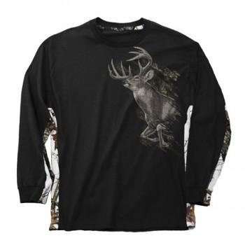 Толстовка мужская Buckwear - Running Type Deer - купить (заказать), узнать цену - Охотничий супермаркет Стрелец г. Екатеринбург