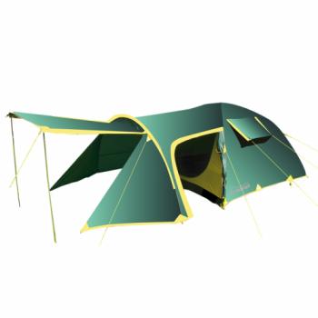 Палатка Tramp Grot B4 (V2) (зеленый) - купить (заказать), узнать цену - Охотничий супермаркет Стрелец г. Екатеринбург