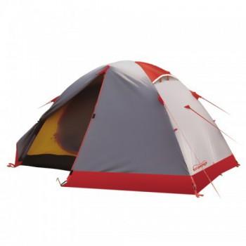 Палатка Tramp Peak 3 (V2) (серый) - купить (заказать), узнать цену - Охотничий супермаркет Стрелец г. Екатеринбург