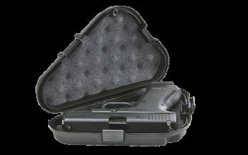 Кейс Plano для пистолета, пластик ABS, поролон, внутр.размер 23,5х5х12,4 - купить (заказать), узнать цену - Охотничий супермаркет Стрелец г. Екатеринбург