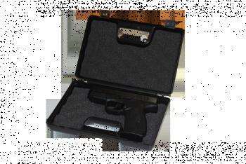 Кейс Negrini для пистолета 22x18x5,5 см - купить (заказать), узнать цену - Охотничий супермаркет Стрелец г. Екатеринбург