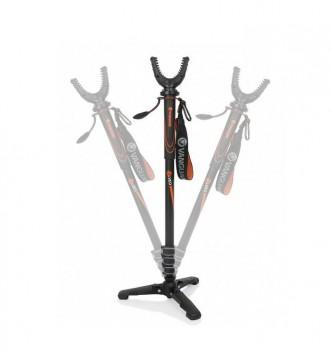 Опора Vanguard VEO 2 трость наклонная, основание 3 ноги, 4 секции - купить (заказать), узнать цену - Охотничий супермаркет Стрелец г. Екатеринбург