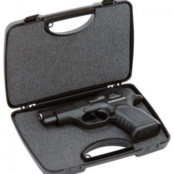 Кейс Negrini для пистолета 23,5x16x4,6 см - купить (заказать), узнать цену - Охотничий супермаркет Стрелец г. Екатеринбург