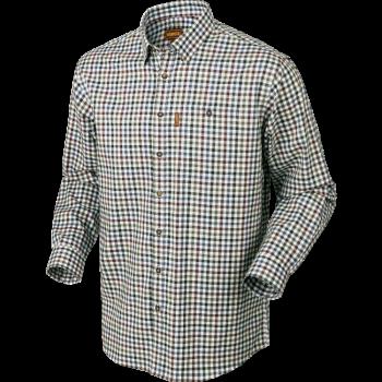 Рубашка Harkila Milford  Burgundy check - купить (заказать), узнать цену - Охотничий супермаркет Стрелец г. Екатеринбург