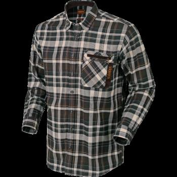 Рубашка Harkila Newton L/S  Willow green - купить (заказать), узнать цену - Охотничий супермаркет Стрелец г. Екатеринбург