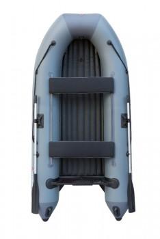 Лодка надувная YUKONA 320 НДНД-U combi (серый/светло-серый) - купить (заказать), узнать цену - Охотничий супермаркет Стрелец г. Екатеринбург