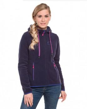 Толстовка (куртка) NORVEG женская цвет фиолетовый, - купить (заказать), узнать цену - Охотничий супермаркет Стрелец г. Екатеринбург