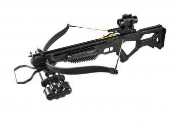 Арбалет рекурсивный Man Kung MK-XB25 Specter черный - купить (заказать), узнать цену - Охотничий супермаркет Стрелец г. Екатеринбург