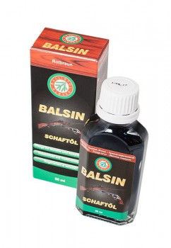 Средство для обработки дерева Ballistol Balsin Schaftol 50мл (красно-бурое) - купить (заказать), узнать цену - Охотничий супермаркет Стрелец г. Екатеринбург