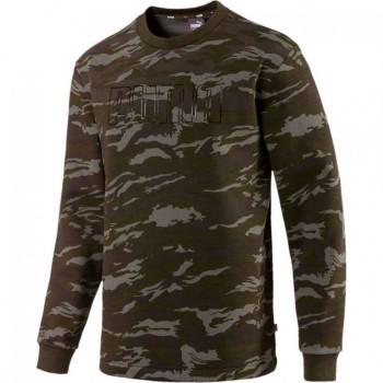 Джемпер Puma Camo Crew Fl Forest Night 85505315 M - купить (заказать), узнать цену - Охотничий супермаркет Стрелец г. Екатеринбург