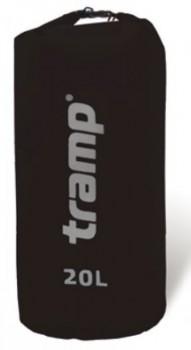 Гермомешок Tramp нейлон 20л (черный) - купить (заказать), узнать цену - Охотничий супермаркет Стрелец г. Екатеринбург