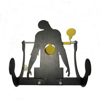 Мишень «Зомби» Revolving target - купить (заказать), узнать цену - Охотничий супермаркет Стрелец г. Екатеринбург