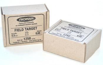 Пули Люман Field Target 0,68 г 1250 шт - купить (заказать), узнать цену - Охотничий супермаркет Стрелец г. Екатеринбург