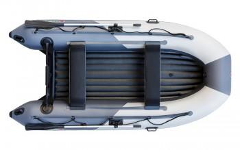 Лодка надувная YUKONA 350 НДНД-U серая - купить (заказать), узнать цену - Охотничий супермаркет Стрелец г. Екатеринбург
