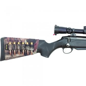 Чехол-патронташ Allen на приклад для нарезного оружия, на 6 патронов - купить (заказать), узнать цену - Охотничий супермаркет Стрелец г. Екатеринбург