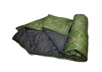 Спальный мешок-одеяло(компрессионный) 95 см (Oxford 200D, холлофан 200г/м2, п/э1 - купить (заказать), узнать цену - Охотничий супермаркет Стрелец г. Екатеринбург