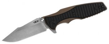 Нож Zero Tolerance 0393BRZ Limited Edition - купить (заказать), узнать цену - Охотничий супермаркет Стрелец г. Екатеринбург