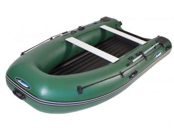 """Лодка """"GLADIATOR"""" Е380LТ №APR1806E05754 зеленый - купить (заказать), узнать цену - Охотничий супермаркет Стрелец г. Екатеринбург"""