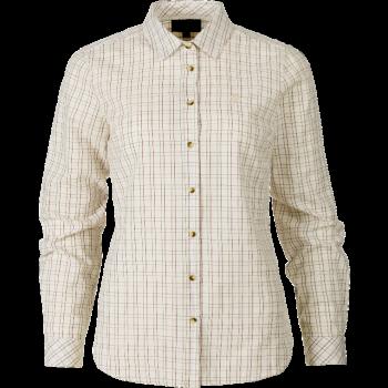 Рубашка Seeland Claire Lady  Tofu check - купить (заказать), узнать цену - Охотничий супермаркет Стрелец г. Екатеринбург
