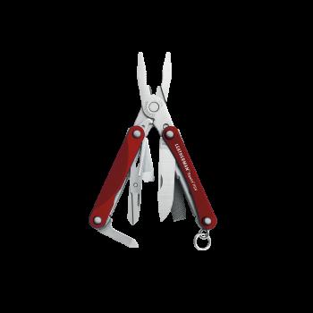 Инструмент Leatherman Squirt PS4 красный - купить (заказать), узнать цену - Охотничий супермаркет Стрелец г. Екатеринбург