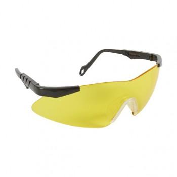 Очки защитные  Allen жёлтые - купить (заказать), узнать цену - Охотничий супермаркет Стрелец г. Екатеринбург