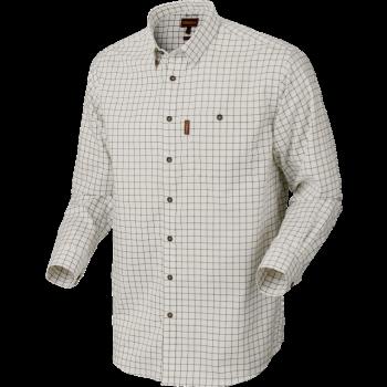 Рубашка Harkila Stenstorp  Dark apple check/ Button-under - купить (заказать), узнать цену - Охотничий супермаркет Стрелец г. Екатеринбург