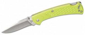 Нож B0112GRS1 112 Slim Select -складной, сталь 420HC, рукоять зелёный нейлон - купить (заказать), узнать цену - Охотничий супермаркет Стрелец г. Екатеринбург