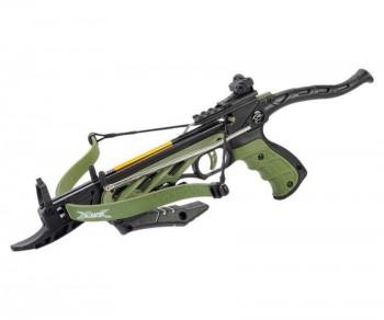Арбалет-пистолет MK-TCS1 Alligator зеленый - купить (заказать), узнать цену - Охотничий супермаркет Стрелец г. Екатеринбург